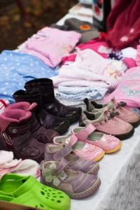 Kinderschuhe für Tagesmutter und Kindergarten