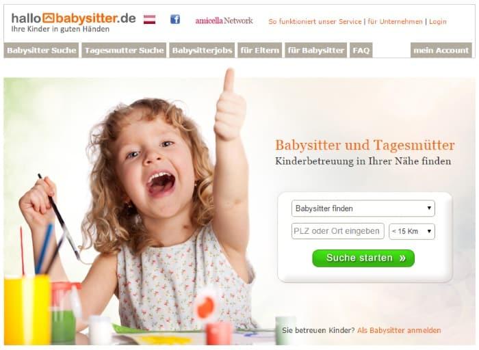 HalloBabysitter Onlineshop