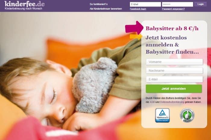 Kinderfee.de Onlineshop